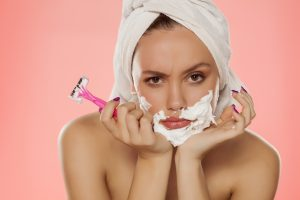 Facial Hair in Perimenopause | Origins Functional Wellness